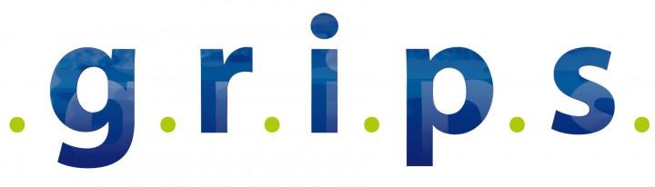 Logo grips klein
